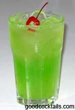 Midori Sour Drink