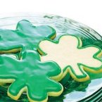 shamrock-sugar-cookies